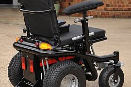 power-wheelchair Lead Acid Battery Types